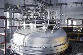 Energy production components: turbine